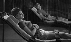 """Donna Martell & Ross Fors - """"Project Moon Base"""" - Richard Talmadge (1953)"""