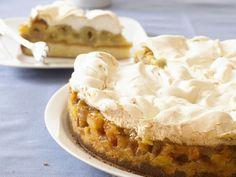 Stachelbeer-Baiser-Kuchen ist ein Rezept mit frischen Zutaten aus der Kategorie Beerenkuchen. Probieren Sie dieses und weitere Rezepte von EAT SMARTER!