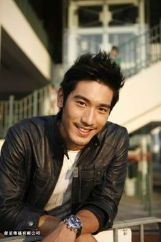 adding Godfrey Gao to the most beautiful list......starring as Magnus Bane in The Mortal Instruments, City of Bones
