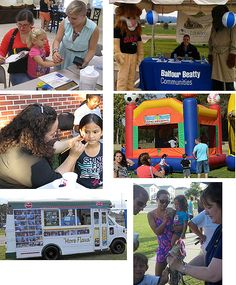 Residents Gather for National Night Out Celebrations