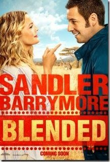 """After a disastrous blind date, single parents Lauren and Jim agree on only one thing: they never want to see each other again. But when they each sign up separately for a fabulous family vacation with their kids, they are all stuck sharing a suite at a luxurious African safari resort for a week in """"Blended,"""" the third comedy collaboration between stars Adam Sandler and Drew Barrymore."""