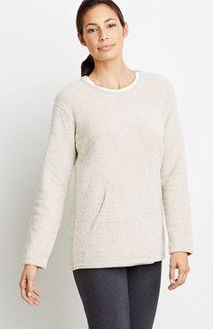 Pure Jill cozy pullover