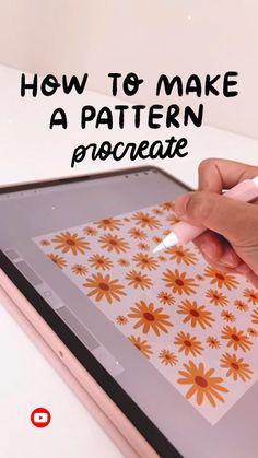 Design Tutorials, Art Tutorials, Ipad Art, Digital Art Tutorial, Surface Pattern Design, Digital Illustration, Art Lessons, Creative, Adobe