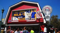 State Fair All You Can Drink Milk