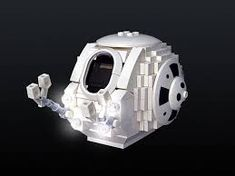Image result for 2001 a space odyssey discovery 1 lego space ship