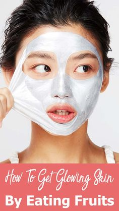 How to get glowing skin naturally at home? A glowing, smooth skin never fails to attract attention. If you have healthy, glowing skin, you will not r… Facial Treatment, Skin Treatments, Skin Tips, Skin Care Tips, Gel Face Mask, Face Masks, Avocado Face Mask, Face Care Routine, Peel Off Mask