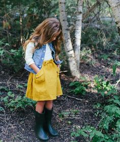 Little Peanut Mag Fall 2015 - Kids fashion fall - Girls Fall Fashion, Little Kid Fashion, Cute Kids Fashion, Toddler Fashion, Boy Fashion, Autumn Fashion, Fashion Outfits, Fashion Clothes, Fashion Top