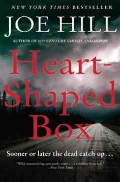 Review: Heart-Shaped Box by Joe Hill