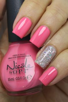 New Nicole by OPI Seize the Summer Collection 2014, Leapink For Joy