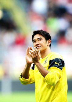 Shinji Kagawa - Borussia Dortmund #bvb