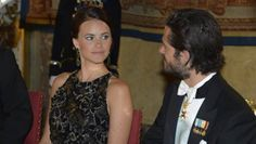 MyRoyals:  Sofia Hellqvist and Prince Carl Philip, June 1, 2015