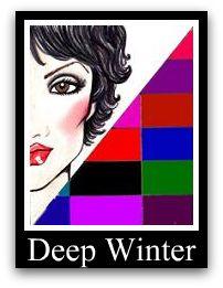 Deep Winter Palette