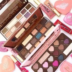 5 Amazing Things You Never Knew About Too Faced Cosmetics | allure.com
