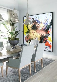 Vanessa PEKA original painting #homedecor #gold #interior #deco #inspiration #luxury #style #shopping #design #style #painting #art
