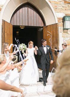 ribbon wand exit | Jodi Miller