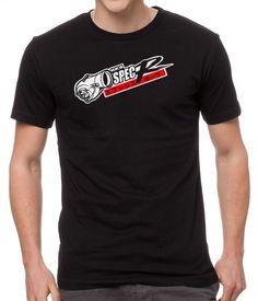 Mens+Tshirt+HKS+Power+Black+T-Shirt