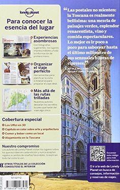 Florencia Y La Toscana 5 (Lonely Planet-Guías de Región)