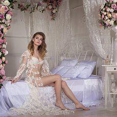 Будуарная фотосессия или идеальное утро невесты. Декоратор Светлана. Фото: Ирина Хуторная