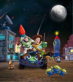 Disney Toy Story Wallpaper XL