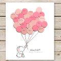 Pink Elephant Baby Shower - Aspen Jay