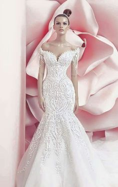 Michael Cinco's bridal collection