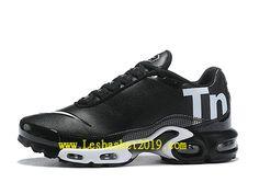 cheaper d0e9e c7051 Boutique Nike Air Max tn Ultra Se Chaussures Officiel Requin 2019 Pas Cher  Pour Homme Noir