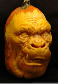 Incredible pumpkin carvings!