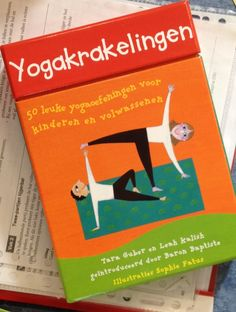 Yogakrakelingen yoga kids gym