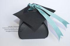 Serendipity: Simple Graduation Curvy Keepsake Box