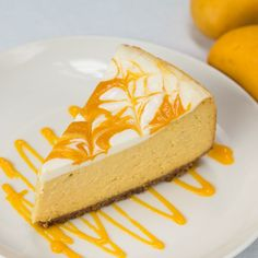 Mango Lime Cheesecake Recipe by Tasty