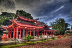 Indonesia - Java - Semarang - Sam Po Kong (Gedung Batu) Temple