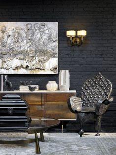 Kara Mann's Best Interior Design | Visit vintageindustrialstyle.com for more inspiring images