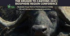 Wildlife: The Kruger to Canyons Biosphere Region Conference Kruger National Park, National Parks, Conference, Wildlife, Elephant, Management, Horses, News, Animals
