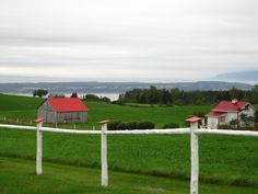 Charlevoix countryside (Canada)