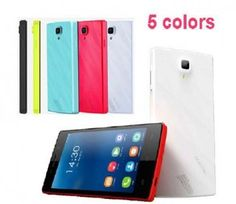 Oukitel Original One O901 smartphone use 4.5 inch screen, 512MB RAM + 4GB ROM with MTK6582 quad core processor, installed Android 4.4 OS, has 2MP front + 5MP rear double camera.