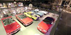 Meet the man with 5,500 Mustangs  - RoadandTrack.com