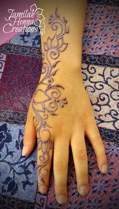 bright music festival lotus henna www.jamilahhennacreations.com