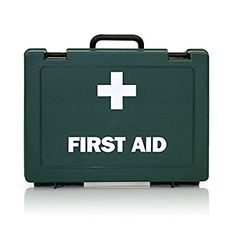 Crest Medical 10 Person HSE Workplace First Aid Kit: Amazon.co.uk: Health & Personal Care