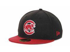 Chicago Cubs New Era MLB 2T Custom 59FIFTY Cap Hats