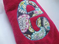 Build Your Own Personalized Beach Towel-