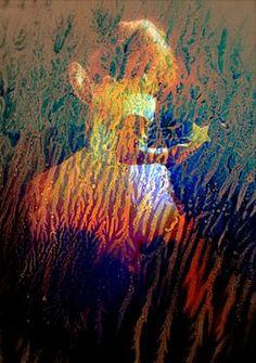 """Saatchi Art Artist Jola Mroszczyk; Collage, """"Child In Time"""" #art"""