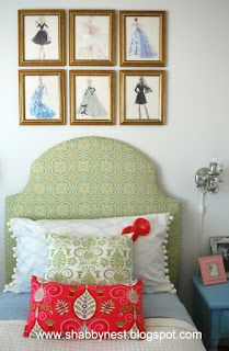 The Shabby Nest: Decorating