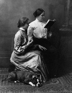 HELEN KELLER and Anne Sullivan...two extraordinary women