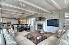 Clemens Residence traditional-living-room.  Clemens Residence James Glover Residential & Interior Design