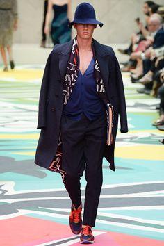 Burberry Prorsum Spring 2015 RTW – Runway – Vogue