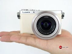 Panasonic Lumix GM1 White