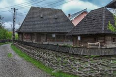 Village life in Romania - one photo per post This thread is about the traditional life of the Romanian peasants. This thread will contains photos of. First Photo, Cabin, House Styles, Life, Decor, Decoration, Cabins, Cottage, Decorating