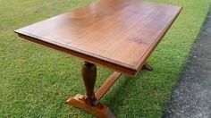 Silky Oak Table | Antiques | Gumtree Australia Brisbane North East - Sandgate | 1128198381