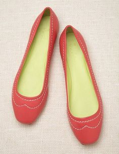 red flats from boden