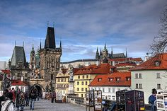 HDR View at the West-Side of Prague, Czech Republic | Flickr